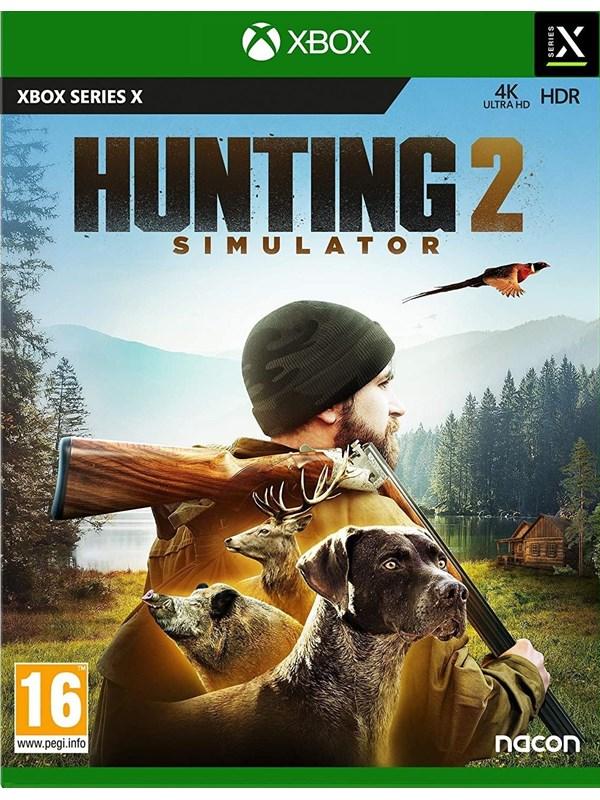 Hunting Simulator 2 - Microsoft Xbox Series X - Jagd - PEGI 16 Produktbild