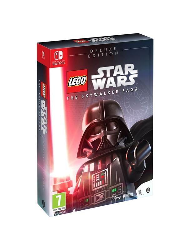 LEGO Star Wars: The Skywalker Saga - Deluxe Edition - Nintendo Switch - Action/Abenteuer - PEGI 7 Produktbild