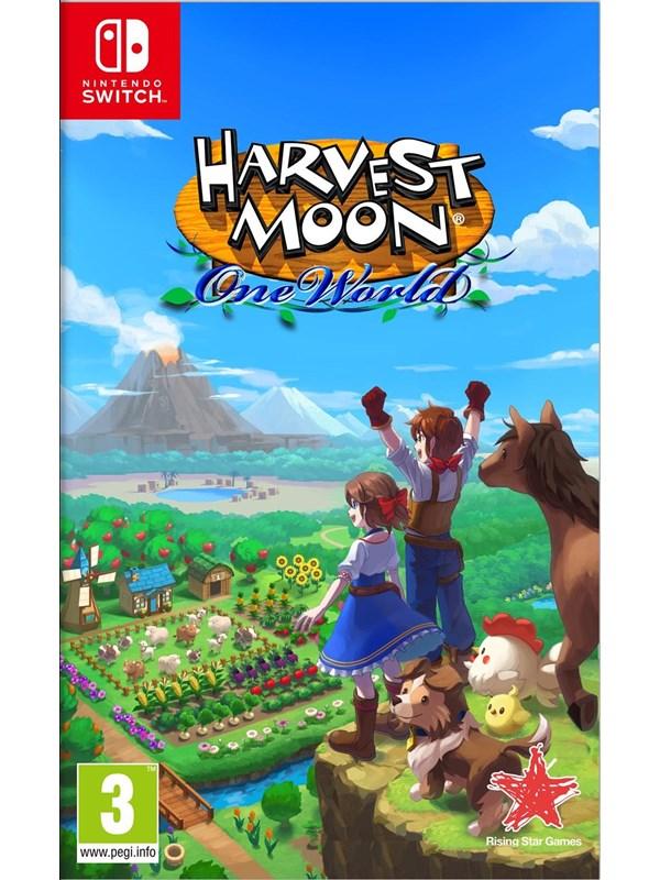 Harvest Moon: One World - Nintendo Switch - RPG - PEGI 3 Produktbild