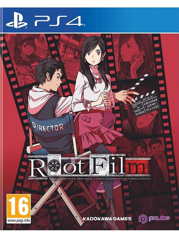 Root Film - Sony PlayStation 4 - Abenteuer - PEGI 16 Produktbild