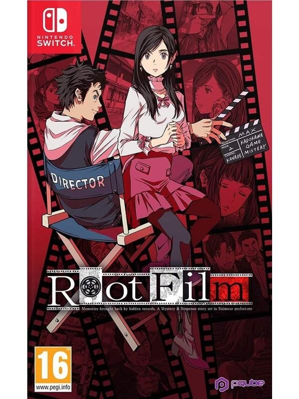 Root Film - Nintendo Switch - Abenteuer - PEGI 16 Produktbild