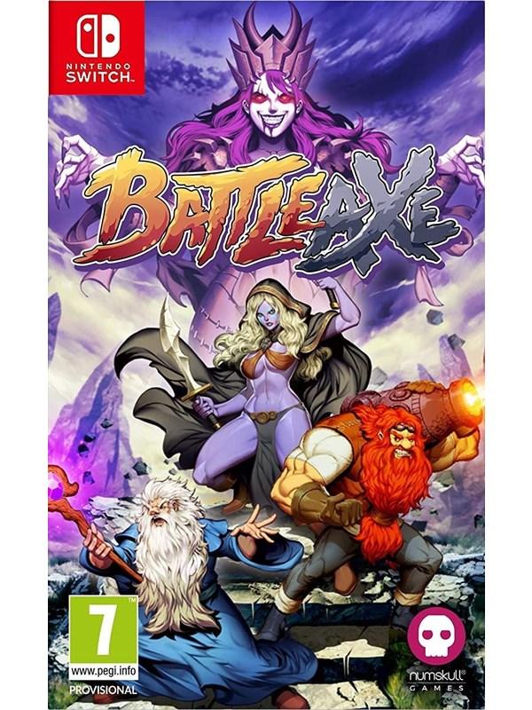 Battle Axe - Nintendo Switch - Action/Abenteuer - PEGI 7 Produktbild