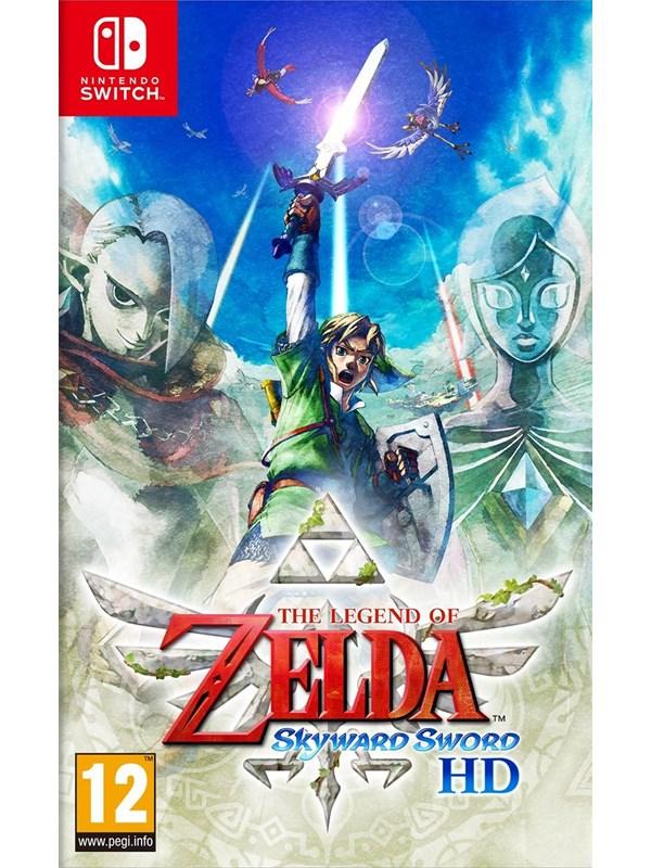 The Legend of Zelda: Skyward Sword HD - Nintendo Switch - Action - PEGI 12 Produktbild