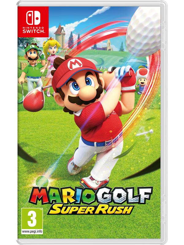 Mario Golf: Super Rush - Nintendo Switch - Sport - PEGI 3 Produktbild