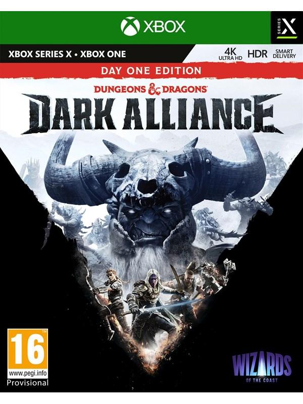 Dungeons & Dragons: Dark Alliance - Microsoft Xbox One - RPG - PEGI 16 Produktbild