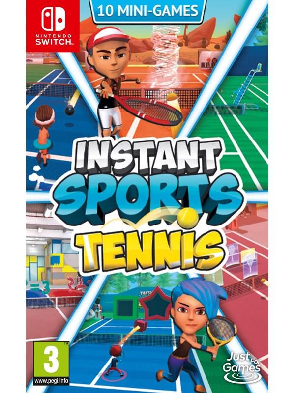 Instant Sports: Tennis - Nintendo Switch - Sport - PEGI 3 Produktbild