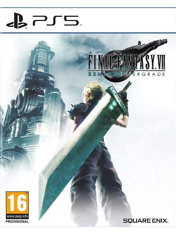 Final Fantasy VII Remake Intergrade - Sony PlayStation 5 - RPG - PEGI 16 Produktbild