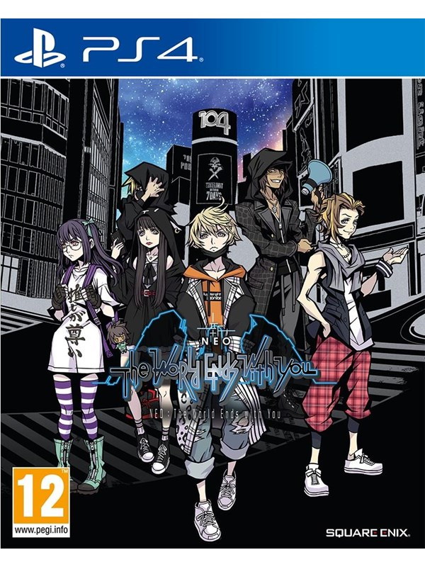 Neo: The World Ends With You - Sony PlayStation 4 - RPG - PEGI 12 Produktbild