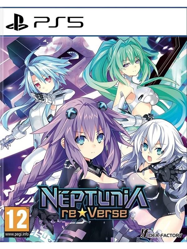 Neptunia ReVerse – Day One Edition - Sony PlayStation 5 - RPG - PEGI 12 Produktbild