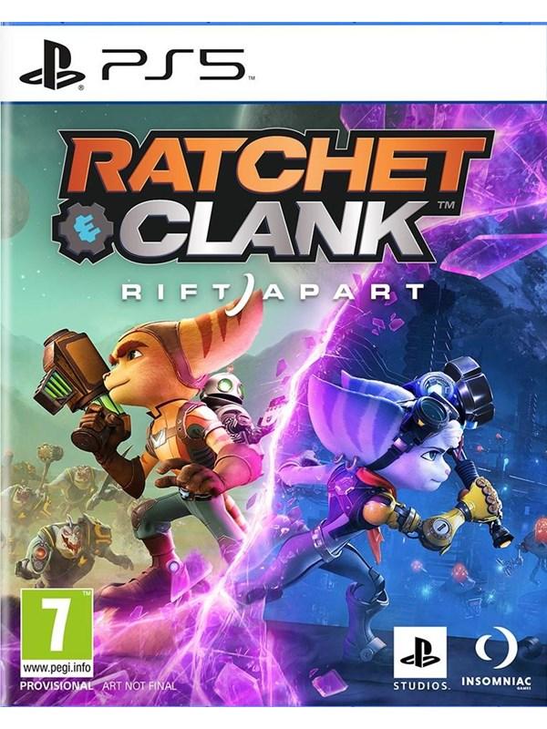 Ratchet & Clank: Rift Apart - Sony PlayStation 5 - Platformer - PEGI 7 Produktbild