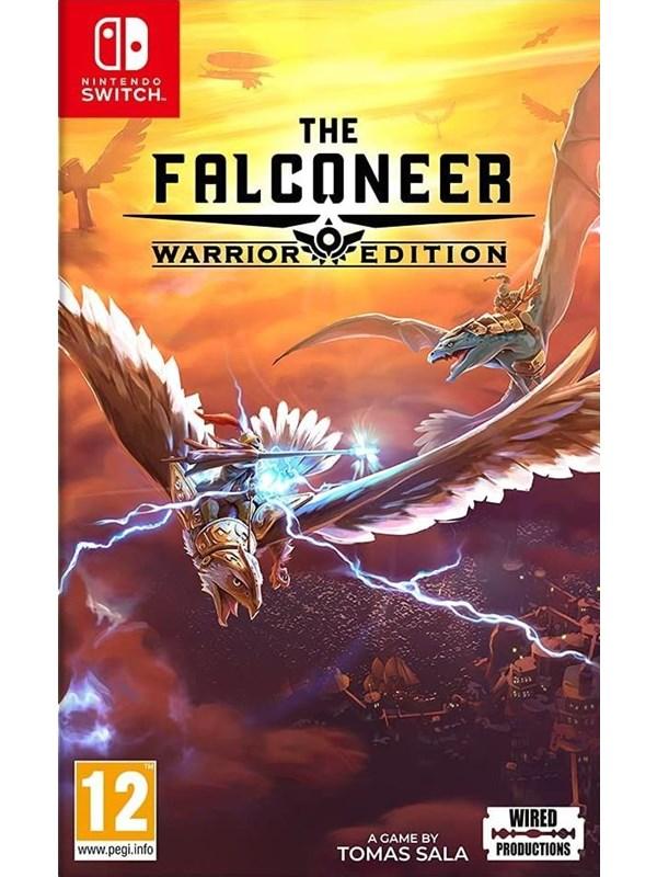 The Falconeer: Warrior Edition - Nintendo Switch - Simulator - PEGI 12 Produktbild