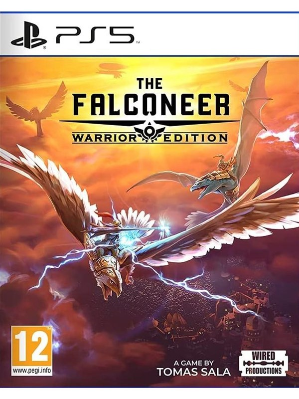 The Falconeer: Warrior Edition - Sony PlayStation 5 - Simulator - PEGI 12 Produktbild