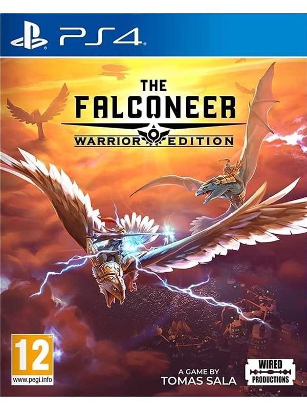 The Falconeer: Warrior Edition - Sony PlayStation 4 - Simulator - PEGI 12 Produktbild