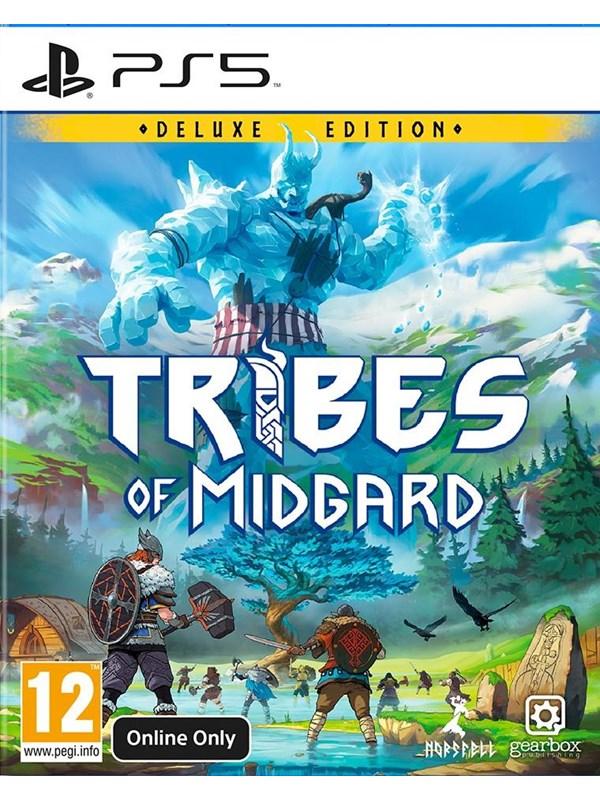 Tribes of Midgard - Deluxe Edition - Sony PlayStation 5 - RPG - PEGI 12 Produktbild