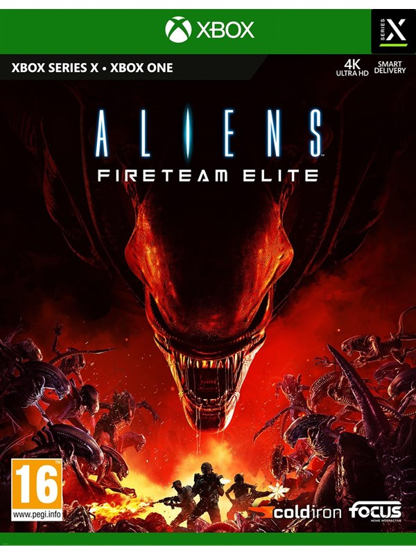 Aliens: Fireteam Elite - Microsoft Xbox One - Action - PEGI 16 Produktbild