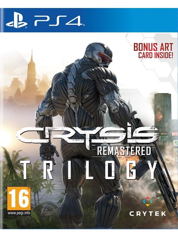 Crysis Remastered Trilogy - Sony PlayStation 4 - FPS - PEGI 16 Produktbild