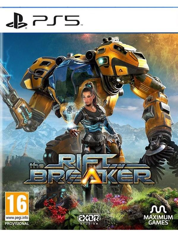 The Riftbreaker - Sony PlayStation 5 - Strategie - PEGI 16 Produktbild