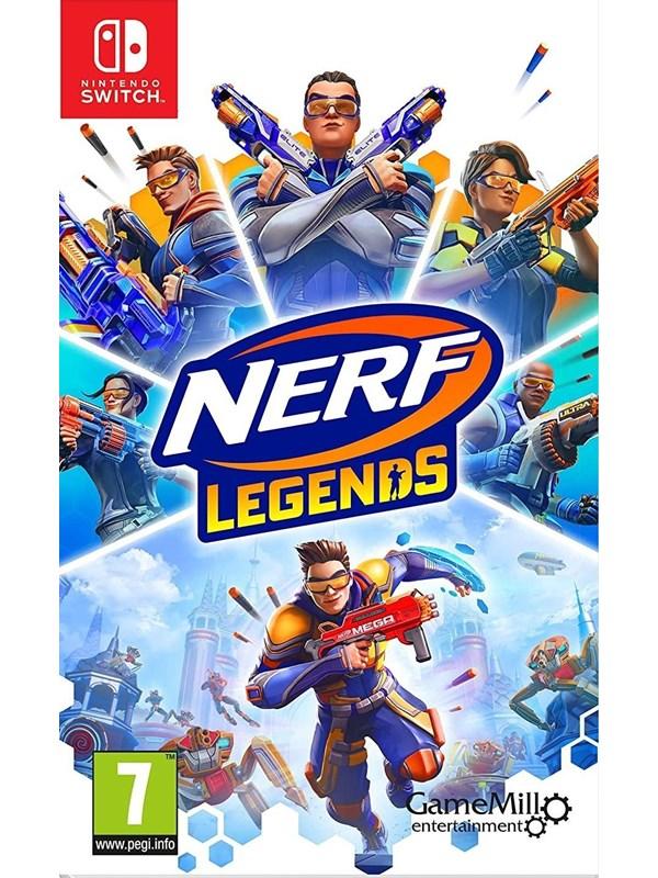 NERF Legends - Nintendo Switch - FPS - PEGI 7 Produktbild