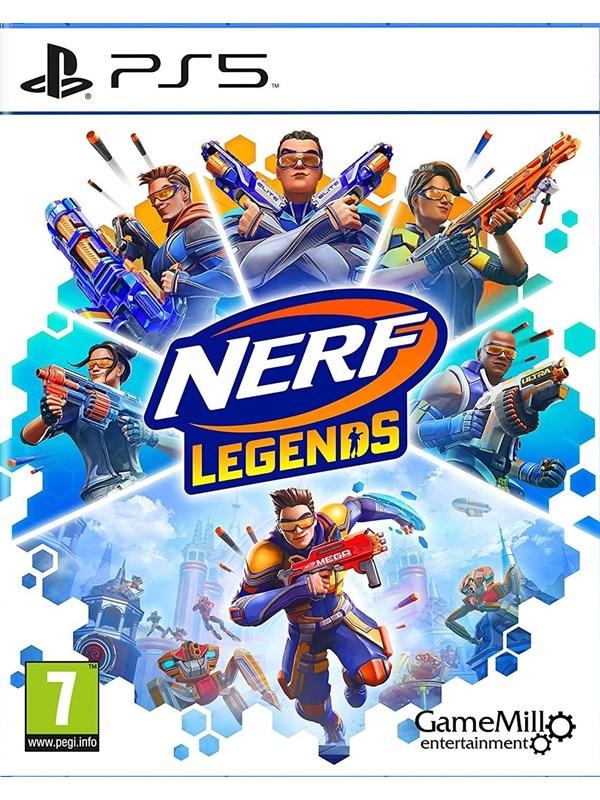 NERF Legends - Sony PlayStation 5 - FPS - PEGI 7 Produktbild