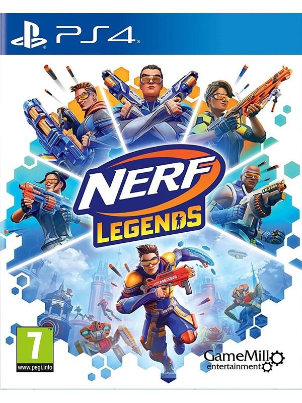 NERF Legends - Sony PlayStation 4 - FPS - PEGI 7 Produktbild