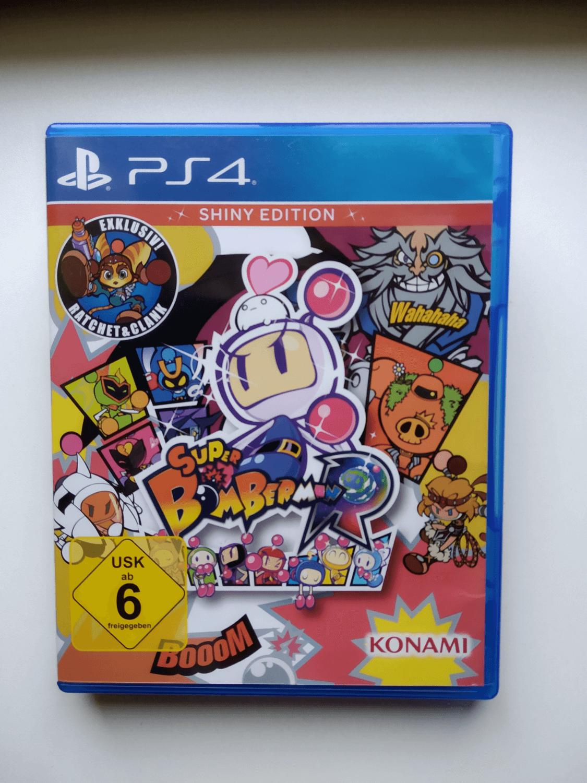 Super Bomberman R   Sony PlayStation 4 Produktbild
