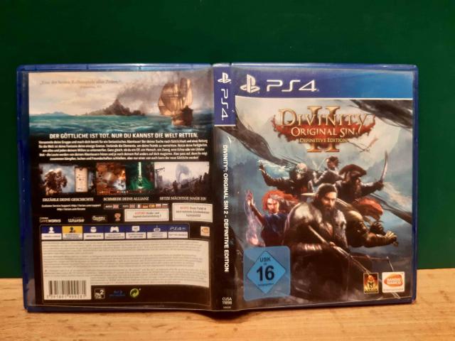Divinity: Original Sin II | Sony PlayStation 4 Produktbild
