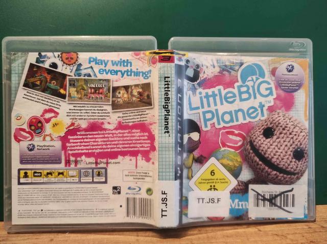 LittleBigPlanet   Sony PlayStation 3 Produktbild