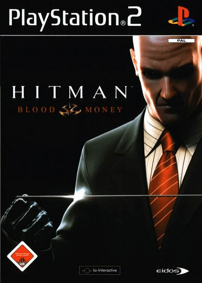 Hitman: Blood Money   Sony PlayStation 2 Produktbild