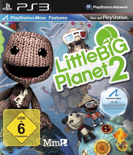 LittleBigPlanet 2   Sony PlayStation 3 Produktbild