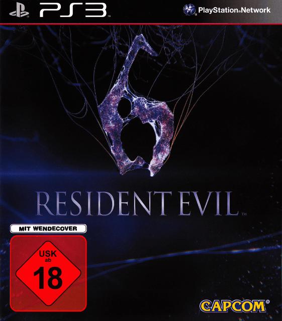Resident Evil 6 | Sony PlayStation 3 Produktbild