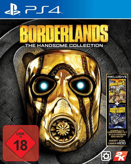 Borderlands: The Handsome Collection   Sony PlayStation 4 Produktbild