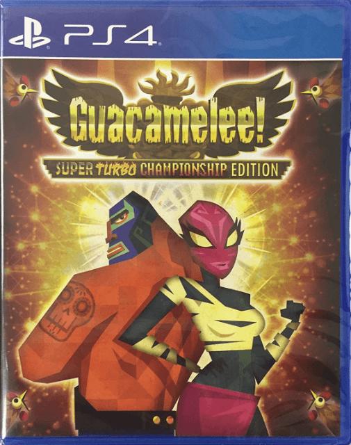 Guacamelee! Super Turbo Championship Edition   Sony PlayStation 4 Produktbild