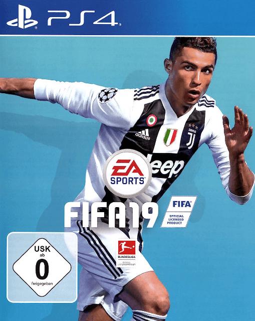 FIFA 19   Sony PlayStation 4 Produktbild