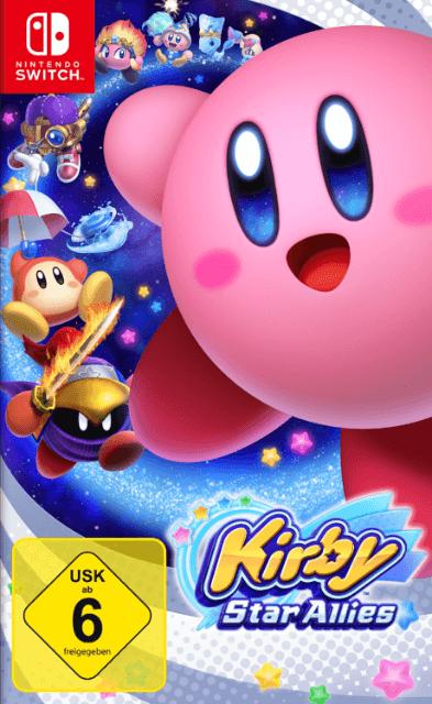 Kirby Star Allies | Nintendo Switch Produktbild