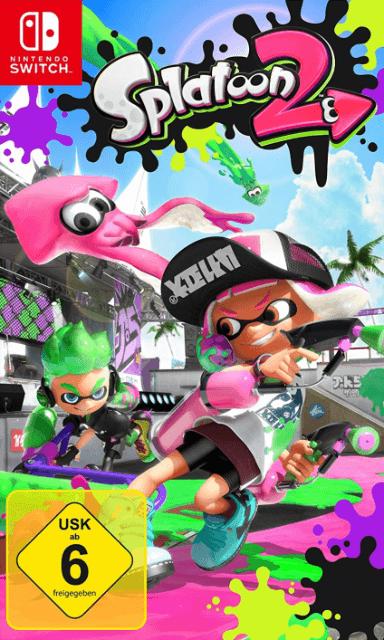 Splatoon 2 | Nintendo Switch Produktbild