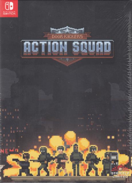 Door Kickers: Action Squad   Nintendo Switch Produktbild