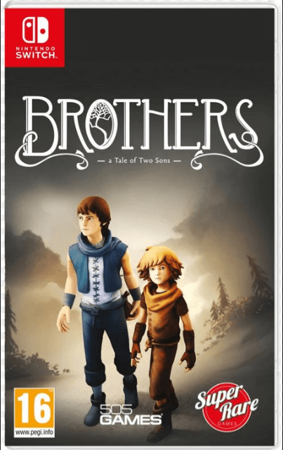 Brothers: A Tale of Two Sons   Nintendo Switch Produktbild