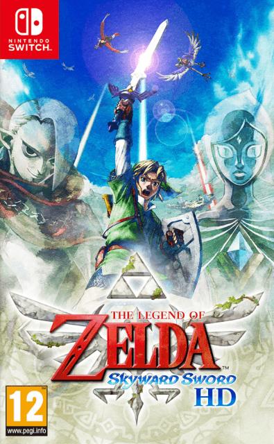 The Legend of Zelda: Skyward Sword HD | Nintendo Switch Produktbild