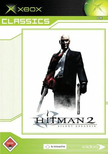 Hitman 2: Silent Assassin   Microsoft Xbox Produktbild