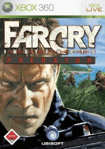 Far Cry Instincts Predator   Microsoft Xbox 360 Produktbild