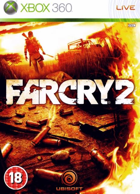 Far Cry 2   Microsoft Xbox 360 Produktbild