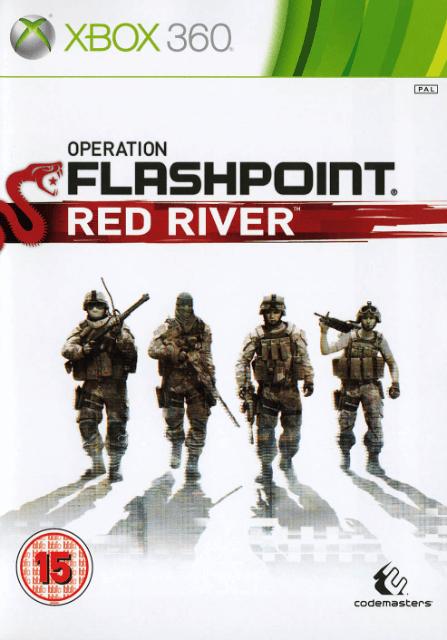 Operation Flashpoint: Red River   Microsoft Xbox 360 Produktbild