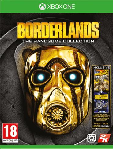 Borderlands: The Handsome Collection   Microsoft Xbox One Produktbild