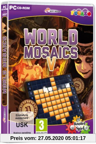 World Mosaics 5 Produktbild