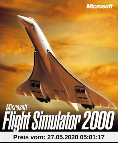 Microsoft Flight Simulator 2000 Produktbild