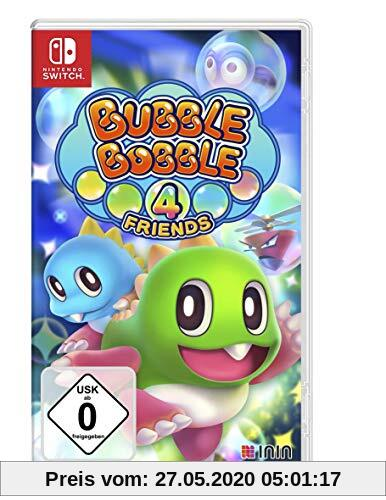 Bubble Bobble 4 Friends - Standard Edition - [Nintendo Switch] Produktbild