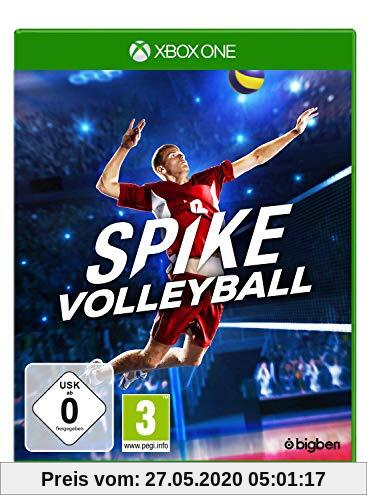 Spike Volleyball Produktbild