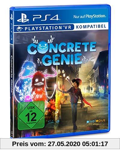 Concrete Genie [PlayStation 4] Produktbild