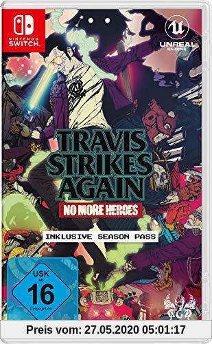 Travis Strikes Again: No More Heroes + Season Pass - [Nintendo Switch] Produktbild