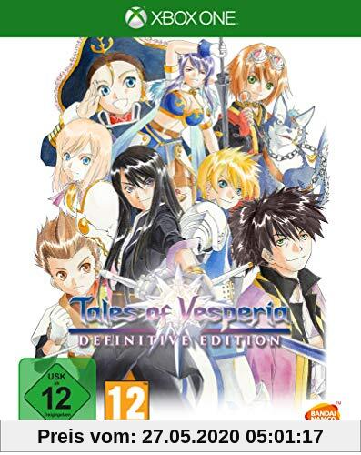 Tales of Vesperia: Definitive Edition - [Xbox One] Produktbild